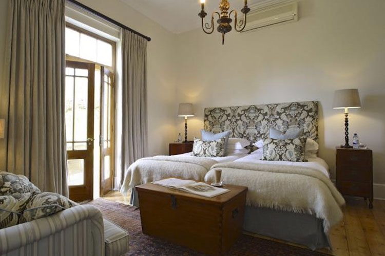 Twin Room - Kwandwe Private Game Reserve - Grahamstown