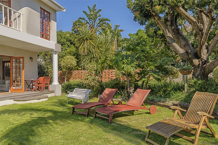 Garden - Millbury Guest House - Port Elizabeth