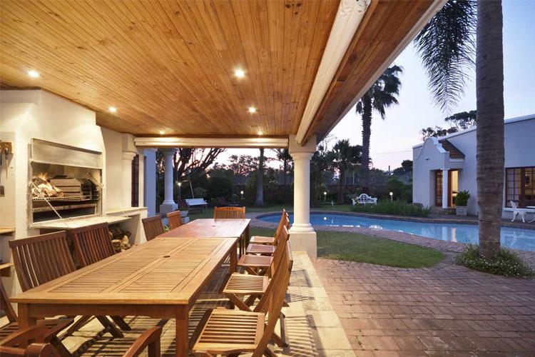 Terrace - Millbury Guest House - Port Elizabeth