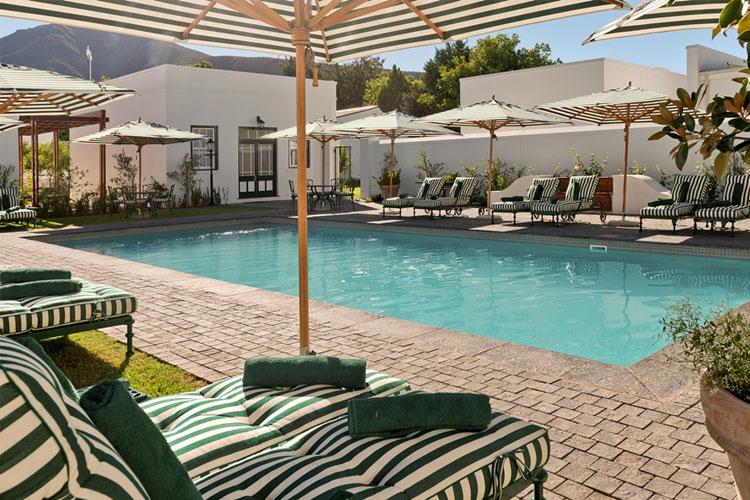 Pool - Drostdy Hotel - Graaff-Reinet