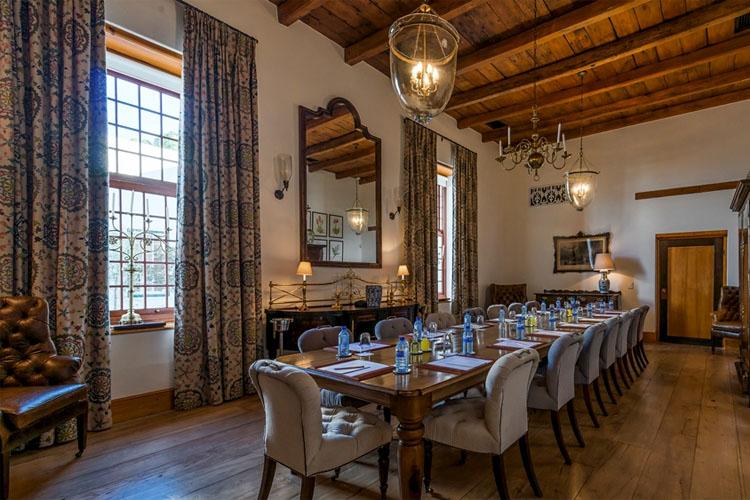 Business Room - Drostdy Hotel - Graaff-Reinet