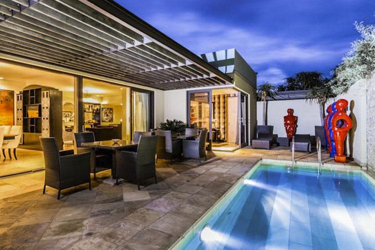 Pool - No 5 Boutique Art Hotel - Port Elizabeth