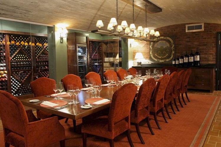 Cellar - No 5 Boutique Art Hotel - Port Elizabeth