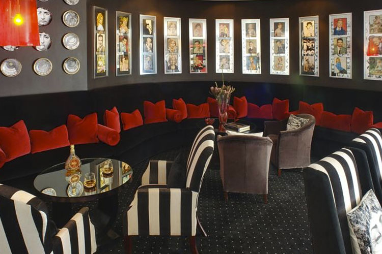 Lobby - No 5 Boutique Art Hotel - Port Elizabeth