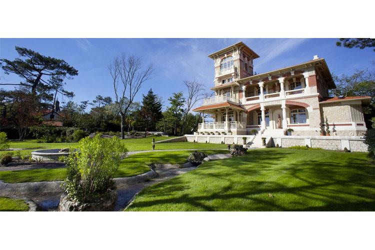 Facade - Villa La Tosca - Burdeos