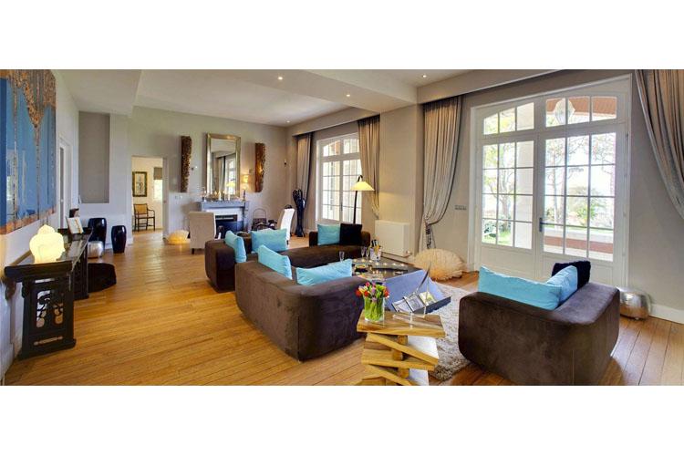 Lounge - Villa La Tosca - Burdeos