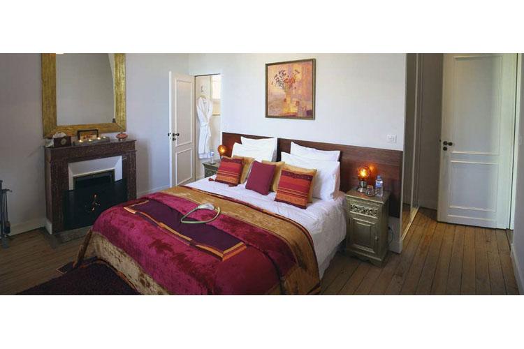 La Foret Double Room - Villa La Tosca - Burdeos