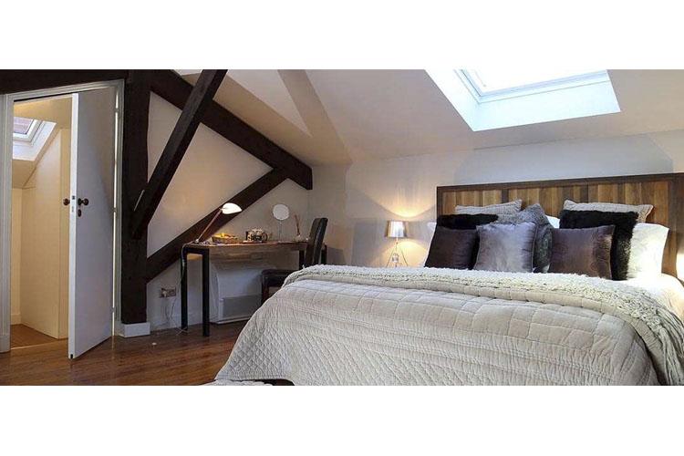 Le Confort Attic Room - Villa La Tosca - Burdeos