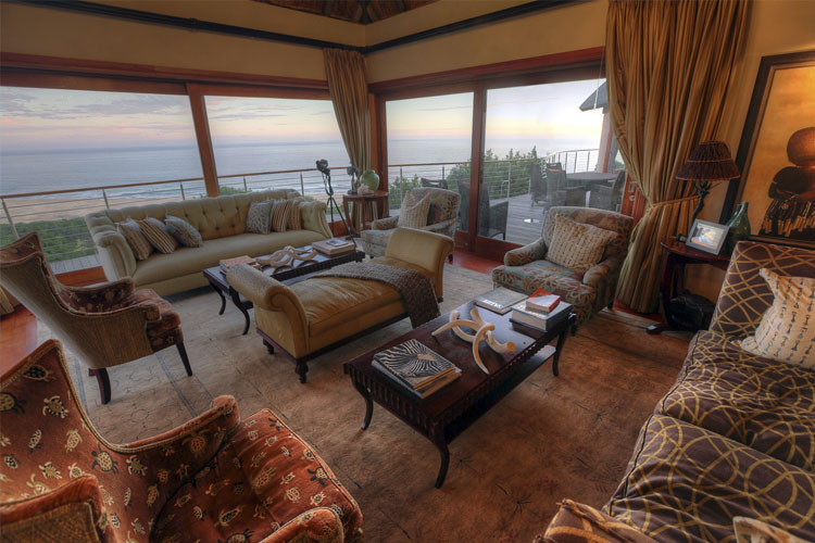 Lounge - Oceana Beach and Wildlife Reserve - Port Alfred