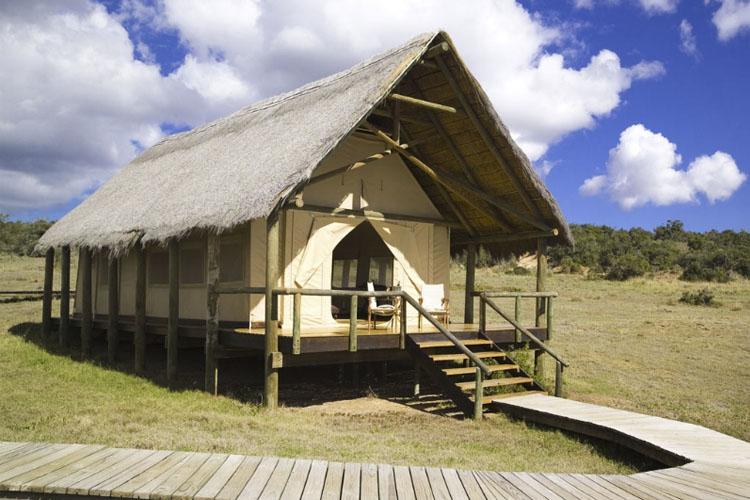 Facade Suite - Gorah Elephant Camp - Addo