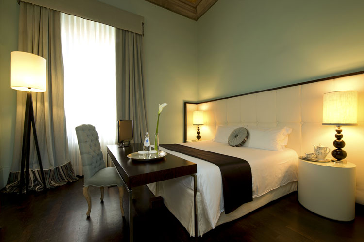 Double Room - 1865 Residenza d'Epoca - Florenz