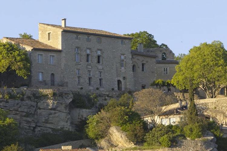 Ch teau la roque ein boutiquehotel in provence alpes c te for Chateau la roque