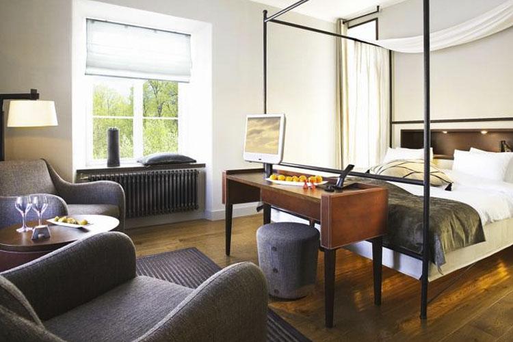 Double Room - Ulfsunda Slott - Bromma