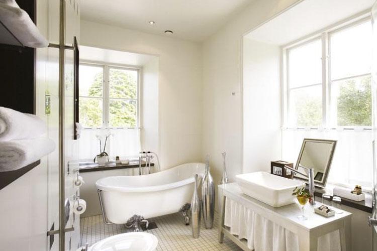Bathroom - Ulfsunda Slott - Bromma