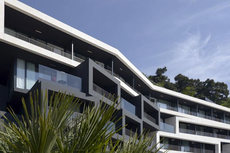 Design hotel navis a boutique hotel in opatija for Designhotel navis