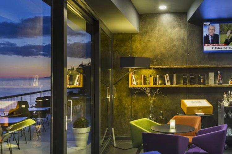 Design hotel navis a boutique hotel in opatija for Design hotel opatija