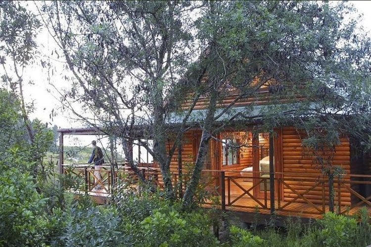Facade - The Fernery Lodge & Chalets - Storms River