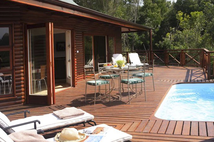 Exterior - The Fernery Lodge & Chalets - Storms River