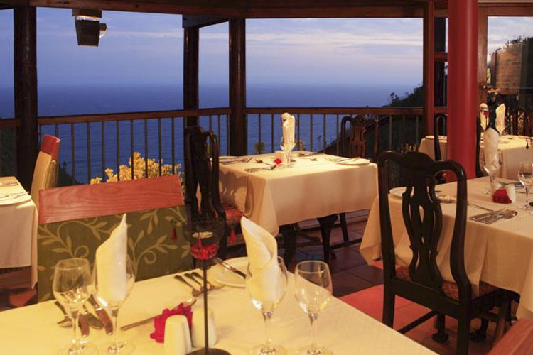 Dining Room - The Fernery Lodge & Chalets - Storms River