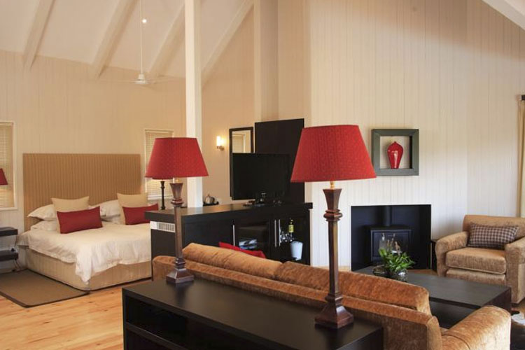 Double Room - The Fernery Lodge & Chalets - Storms River