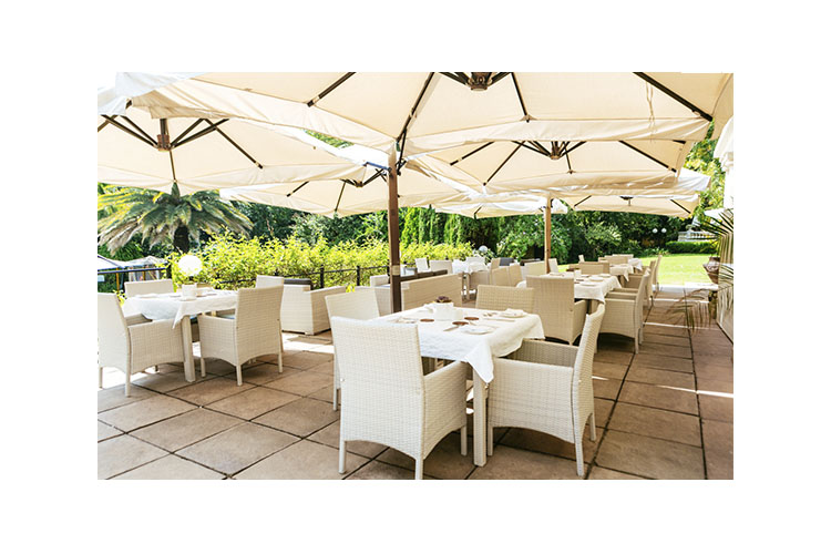 Exterior Dining Room - Fairlawns Boutique Hotel & Spa - Johannesburg