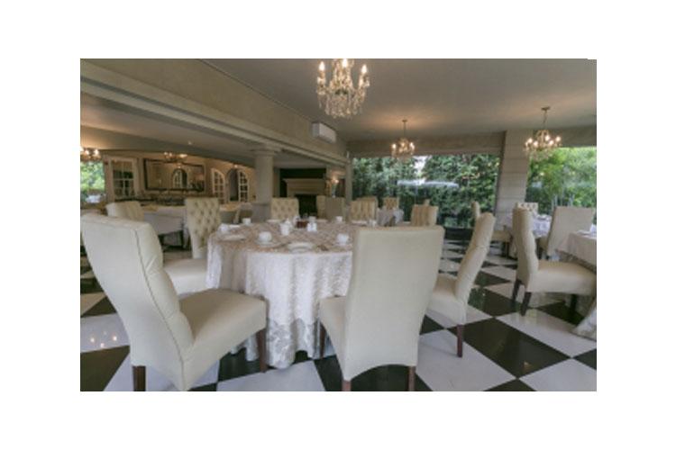 The Terrace Restaurant - Fairlawns Boutique Hotel & Spa - Johannesburg
