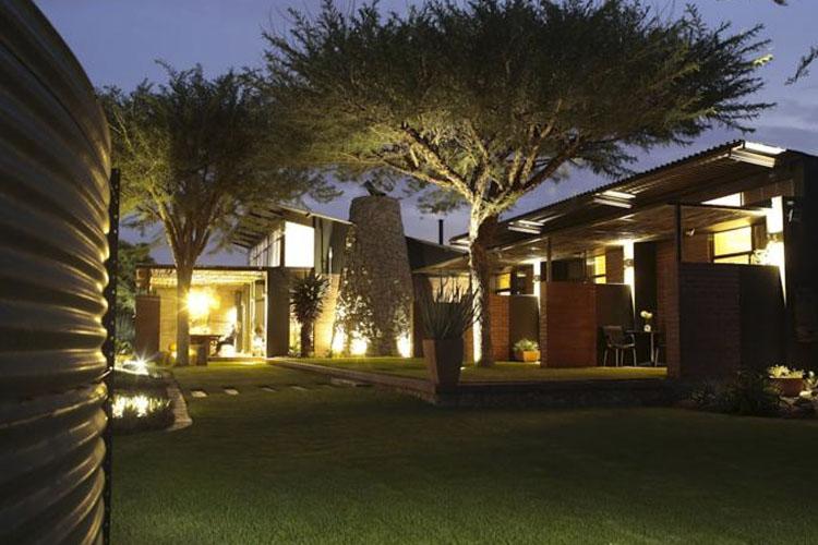 Garden - Liedjiesbos Bed & Breakfast - Bloemfontein