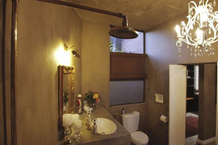 Bathroom - Liedjiesbos Bed & Breakfast - Bloemfontein