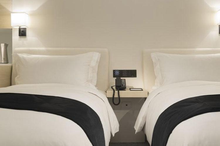 Double Room - Swiio Hotel Da An - Taipeh