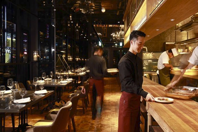 Restaurant - Hotel Proverbs Taipei - Taipeh