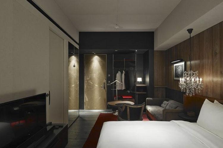 Double Room - Hotel Proverbs Taipei - Taipeh