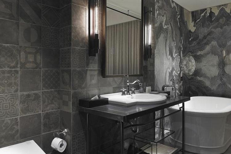 Bathroom - Hotel Proverbs Taipei - Taipeh