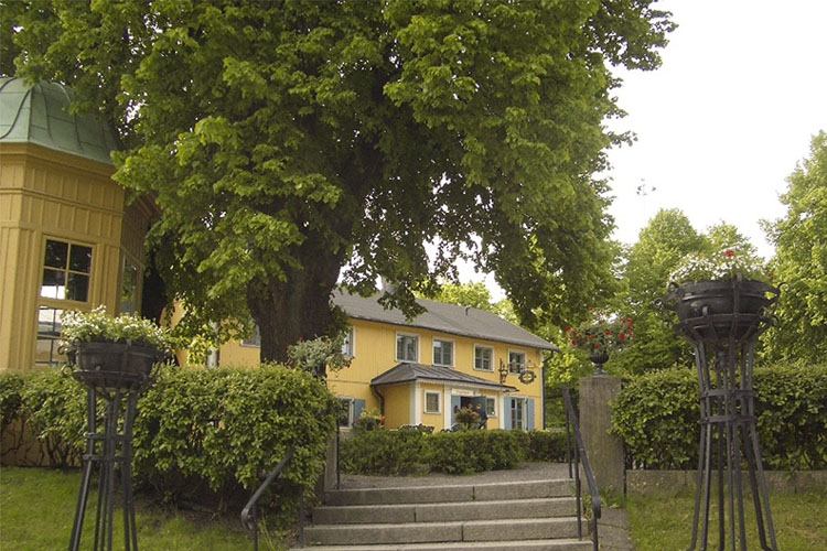 Facade - Stallmästaregarden - Stockholm