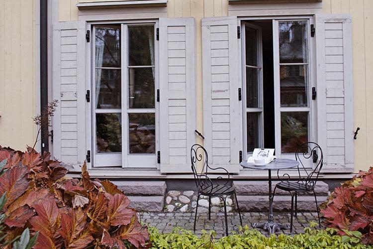 Exterior Dining Room - Stallmästaregarden - Stockholm
