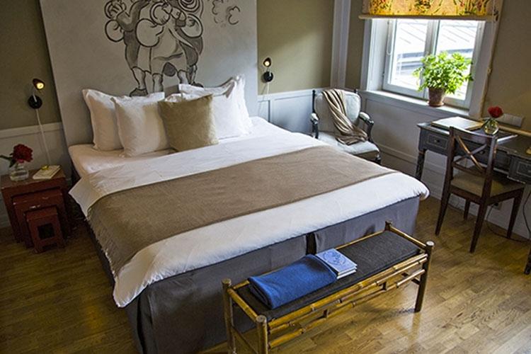 Superior Double Room - Stallmästaregarden - Stockholm