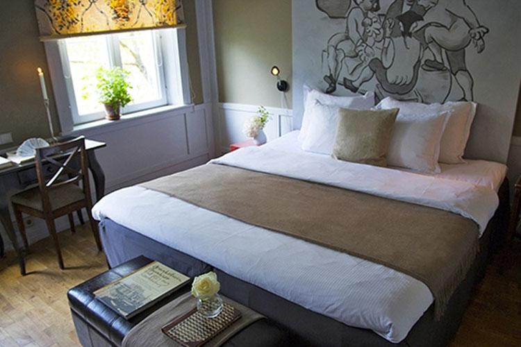 Classic Double Room - Stallmästaregarden - Stockholm