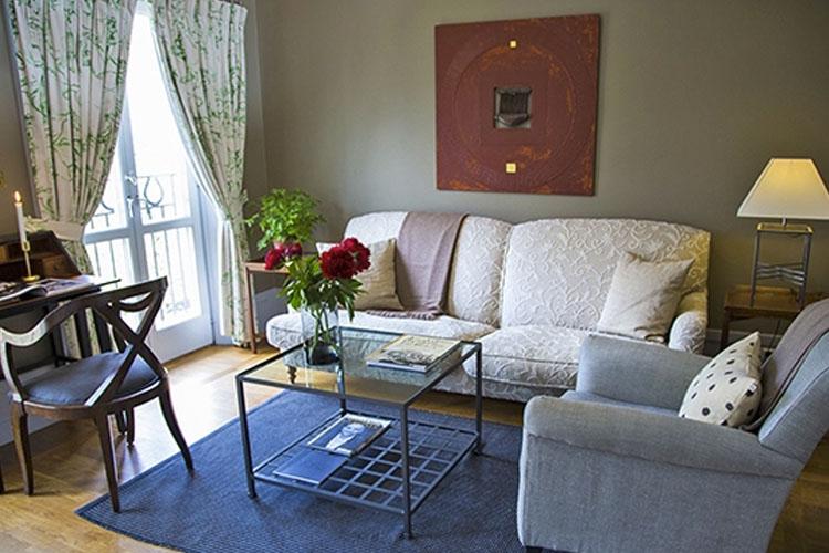 Junior Suite Etage - Stallmästaregarden - Stockholm