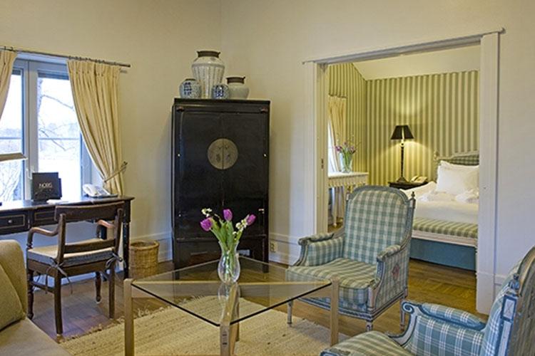 Royal Haga Suite - Stallmästaregarden - Stockholm