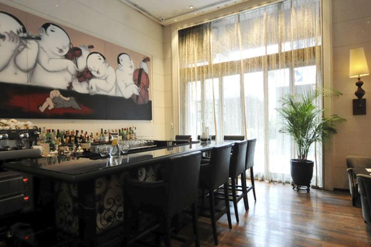 Dining Room - Hotel Éclat Taipei - Taipeh