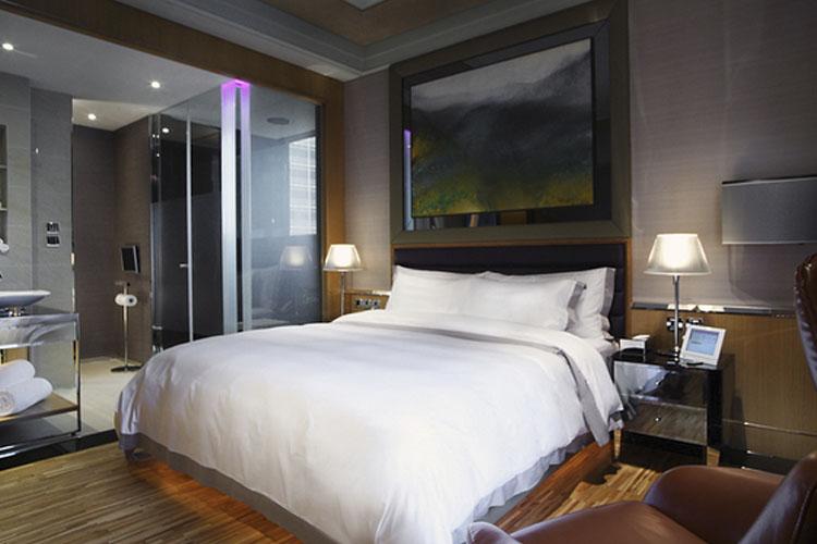 Premier Room - Hotel Éclat Taipei - Taipeh