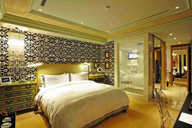 The Eclat Suite - Hotel Éclat Taipei - Taipeh