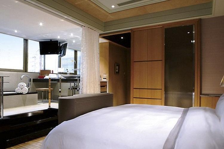 Premier 9 Room - Hotel Éclat Taipei - Taipeh