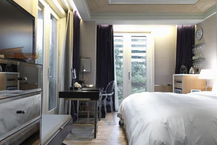 Grand Deluxe Room - Hotel Éclat Taipei - Taipeh