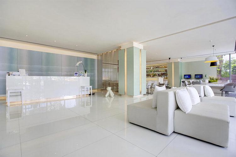 Reception - Ambience Hotel - Taipeh
