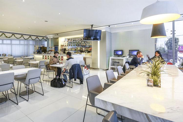 Dining Room - Ambience Hotel - Taipeh