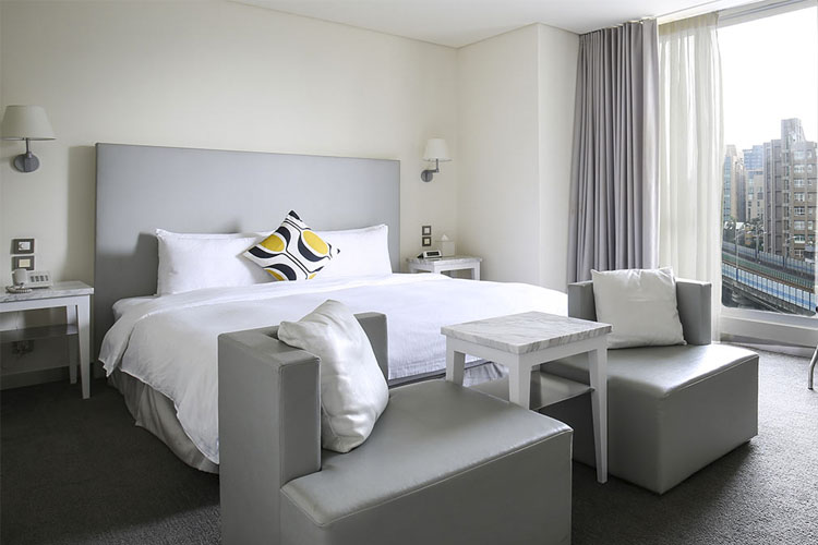 Deluxe Room - Ambience Hotel - Taipeh