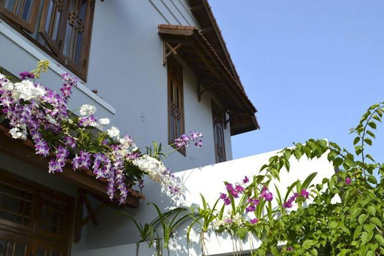 Facade - The Orchid Garden Villas - Hoi An