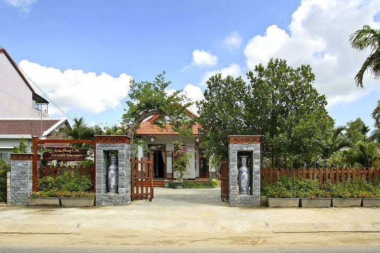 The orchid garden villas ein boutiquehotel in hoi an for Small great hotels