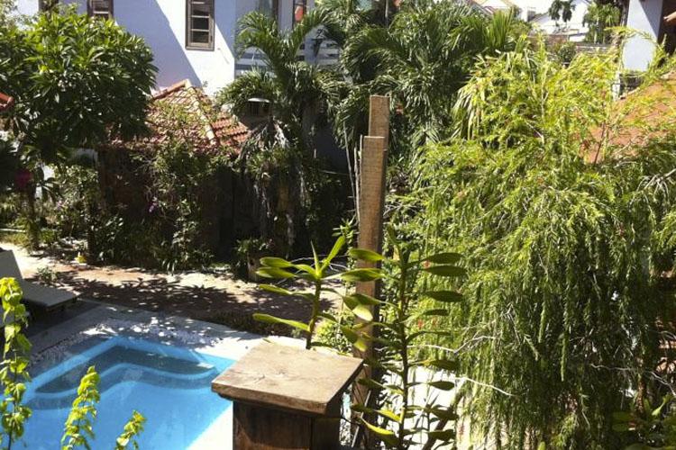 Pool - The Orchid Garden Villas - Hoi An