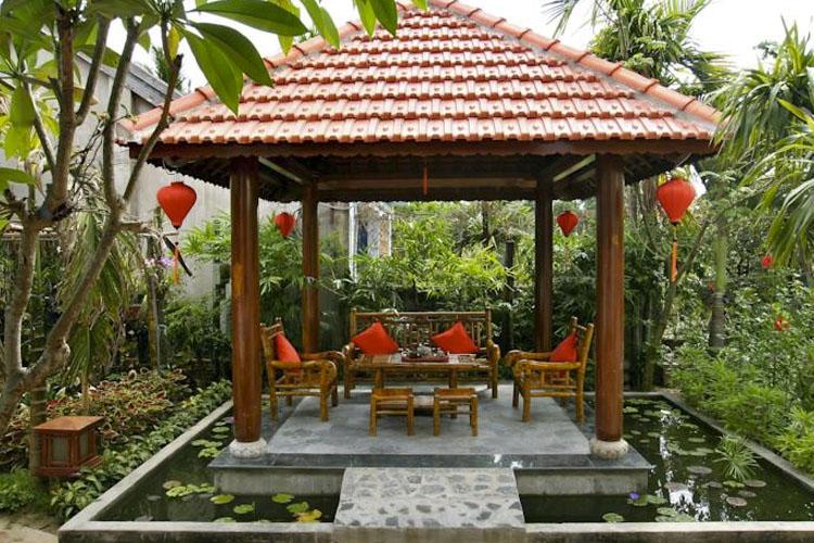 Exterior Common Area - The Orchid Garden Villas - Hoi An